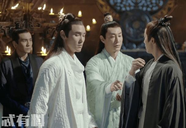 扶摇第46集:雅兰珠不愿得到同情 战北野和扶摇混进王宫