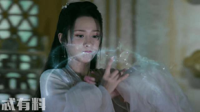 香蜜沉沉烬如霜:水神当众宣布锦觅是自己女儿 跟润玉的婚约也同时生效