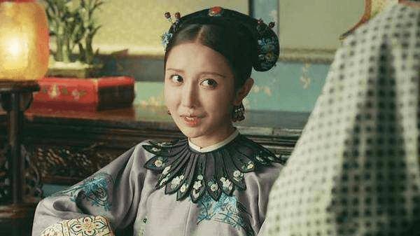 延禧攻略嘉嫔演员疑似整容前照片曝光,网友:这是同一个人?
