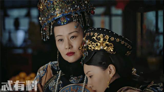 如懿传:锦瑟远嫁皇后伤心不已,锦瑟结局却成人生赢家