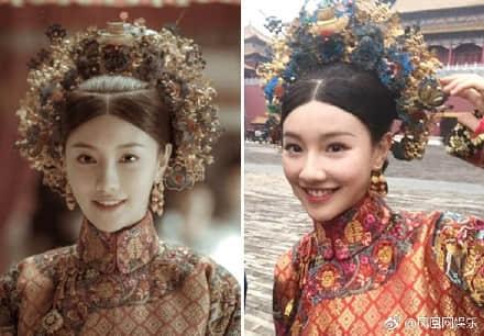 王鹤润为什么可以出演如懿传和延禧攻略 王鹤润是富二代吗资源为什么那么好