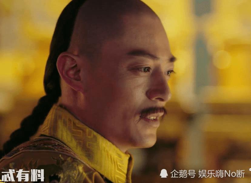 """《如懿传》永琪春天来了,活泼""""小燕子""""上线"""