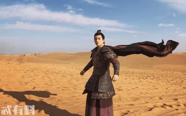 《唐砖》程处默是谁演的 扮演者刘瑜峰个人资料经历作品介绍