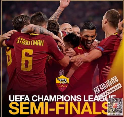 2018年4月11日欧冠罗马vs巴塞罗那录像视频回放 罗马逆转淘汰巴萨晋级四强