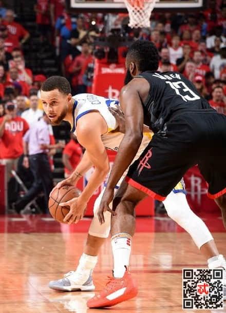 2018年5月15日NBA季后赛火箭vs勇士录像视频回放