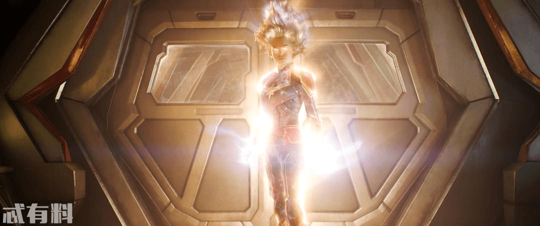 《惊奇队长》中再现神秘大杀器,主角竟然还有这种超能力