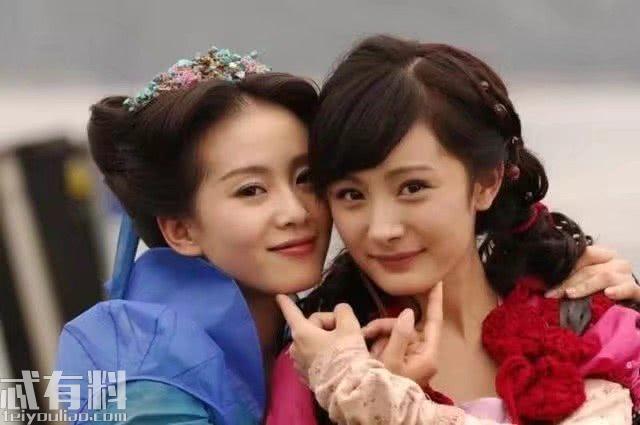 刘诗诗产子,杨幂唐嫣连祝福都不送,昔日的姐妹情算什么?