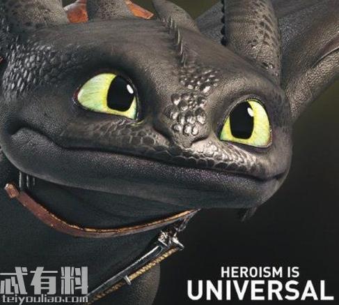 《驯龙高手3》无牙仔的尾巴为什么会断 无牙仔的尾巴最后长出来了吗