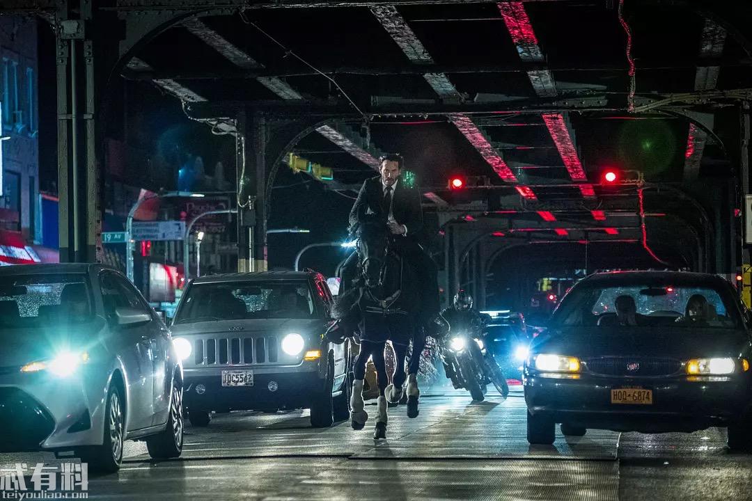 《疾速追杀3》仅用10天破前作票房纪录,网传成本高达6000万美元