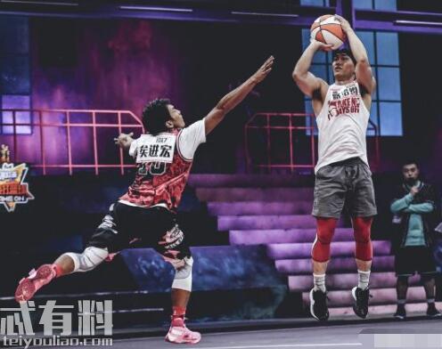 我要打篮球刘鸿博选了哪个战队 刘鸿博是什么来历
