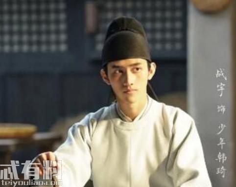 清平乐少年韩琦的扮演者是谁 战宇个人资料介绍演过哪些电视剧